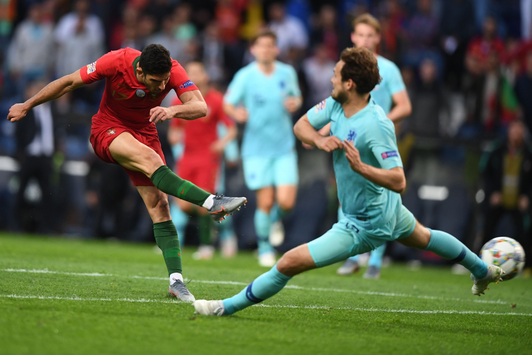 Portugal crowned first winners of UEFA Nations League after victory over Netherlands
