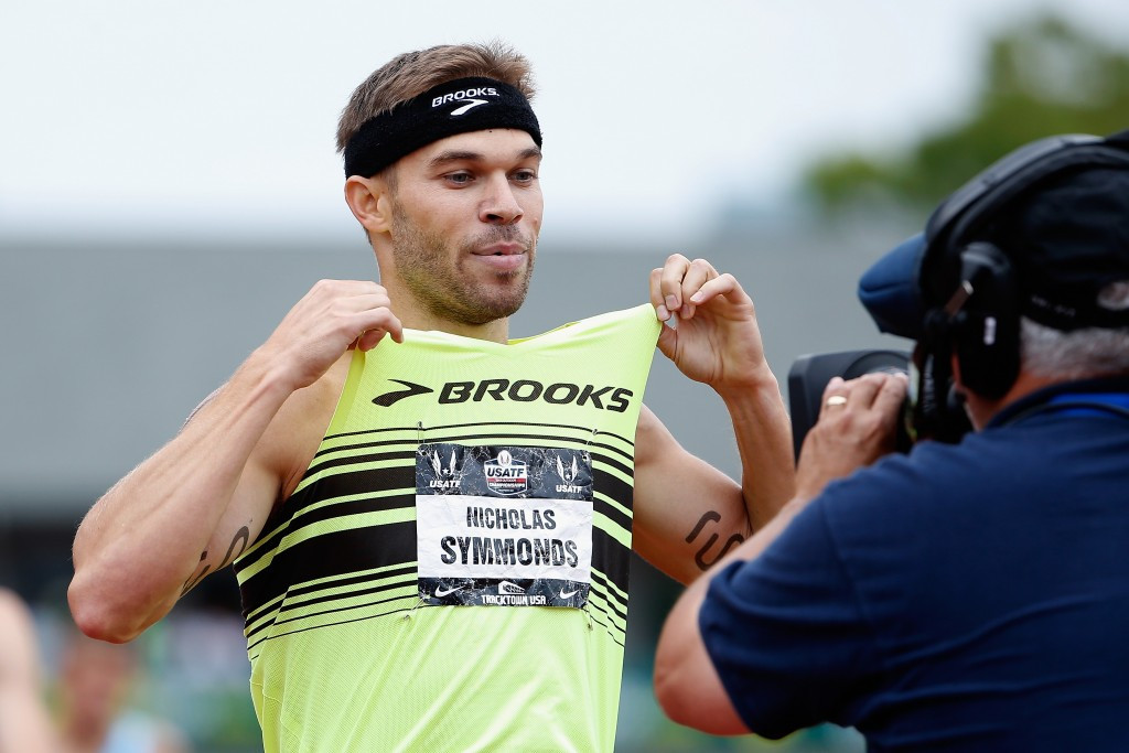 The announcement comes after 800m runner Nick Symmonds was replaced in the American World Championships team in Beijing for refusing to sign a mandatory USATF contract