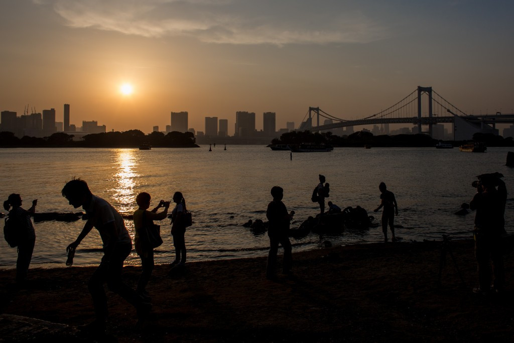 Tokyo Bay area in line to provide setting for 2020 Olympics' English Village
