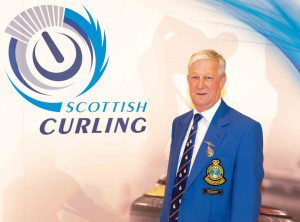 Scottish Curling have announced Graham Lindsay as their new chairman ©Tom Brydone/Scottish Curling
