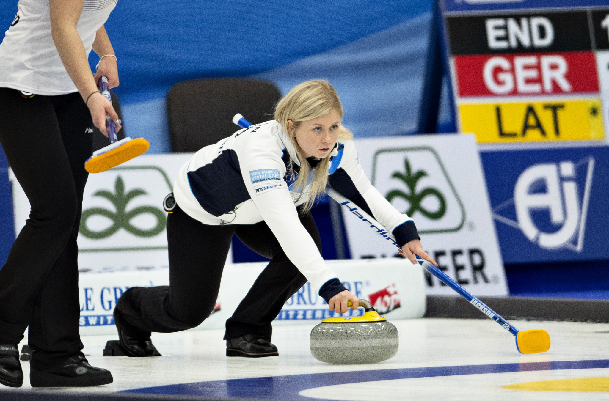 Graham Lindsay will oversee Scotland competing at the World Curling Championships ©Getty Images