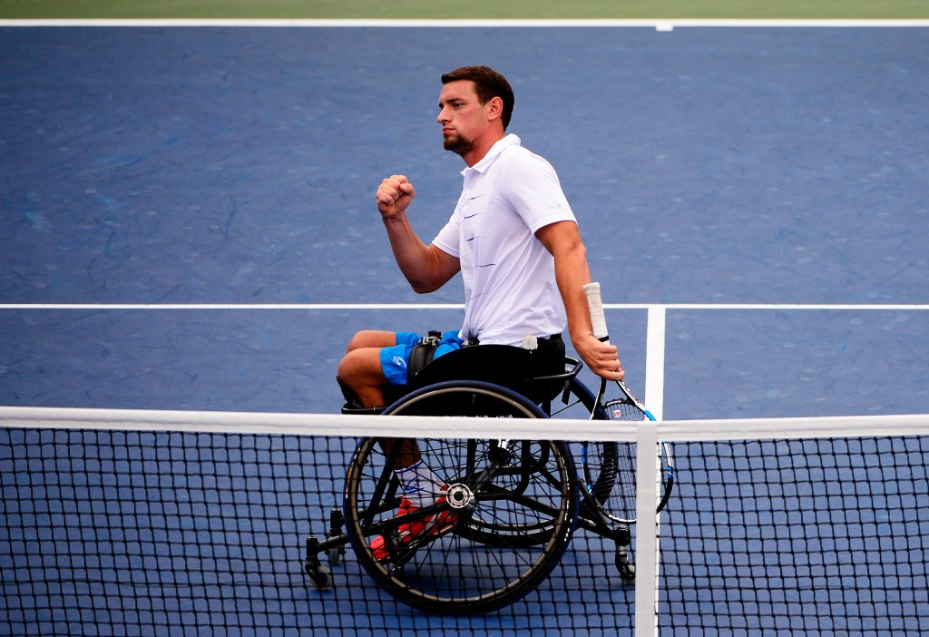 Defending men's champions secure semi-final spot at UNIQLO Wheelchair Doubles Masters