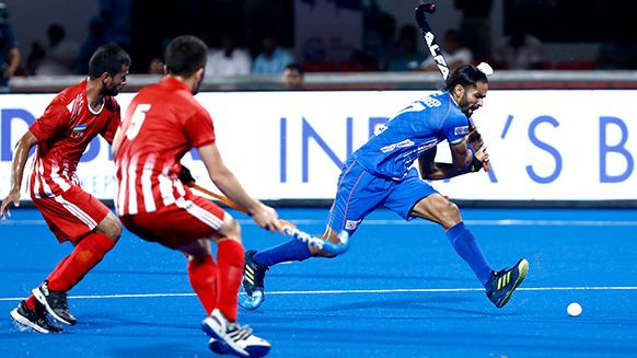 United States and India book semi-final place at FIH Series Finals