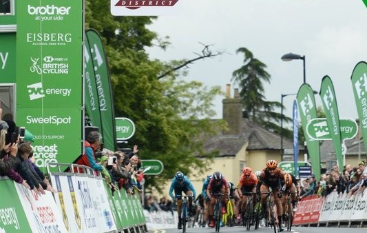 D'Hoore sprints to stage one victory at Ovo Energy Women's Tour