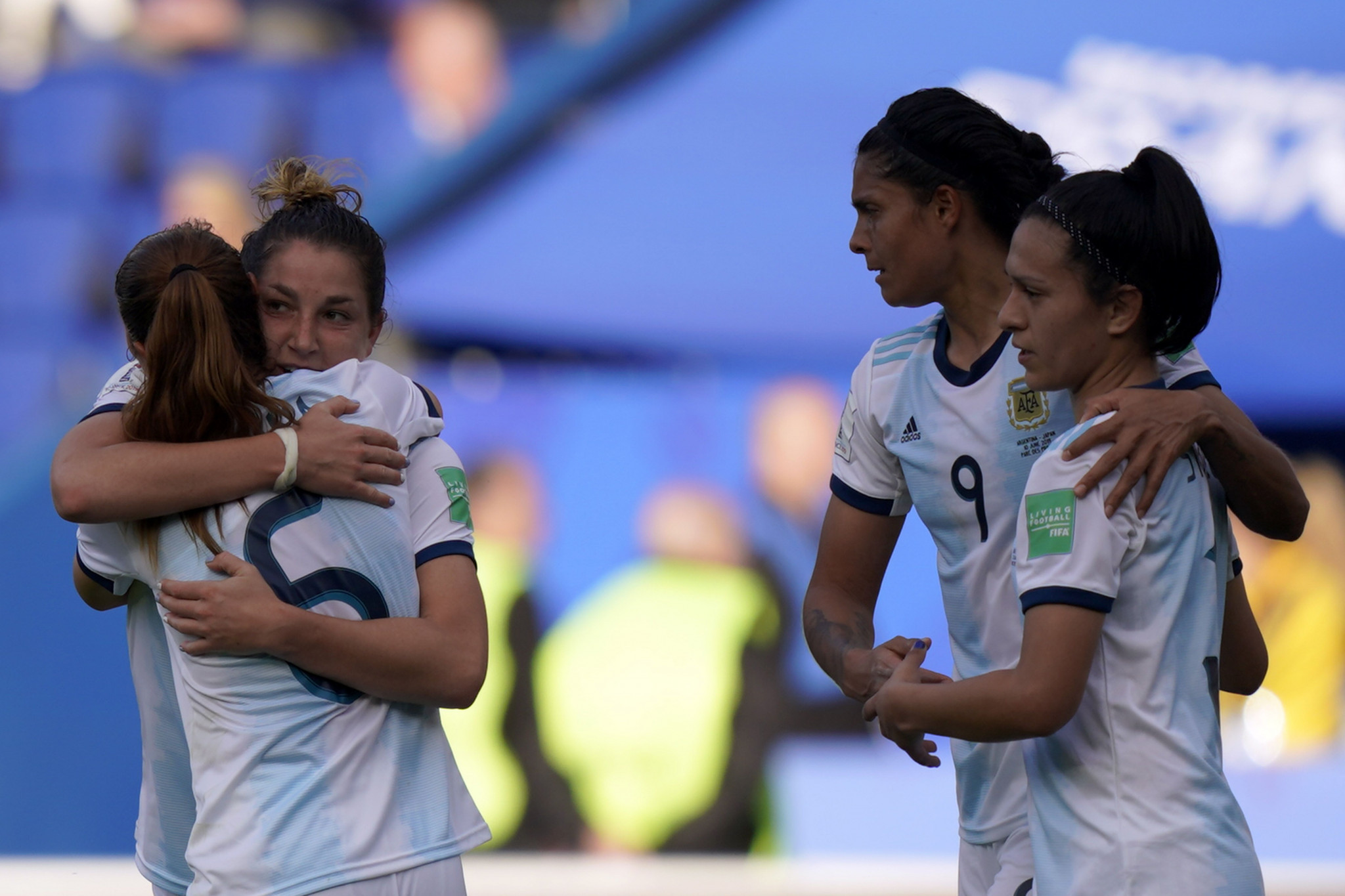 Argentina claim historic FIFA Women's World Cup point to leave Japan frustrated in Paris