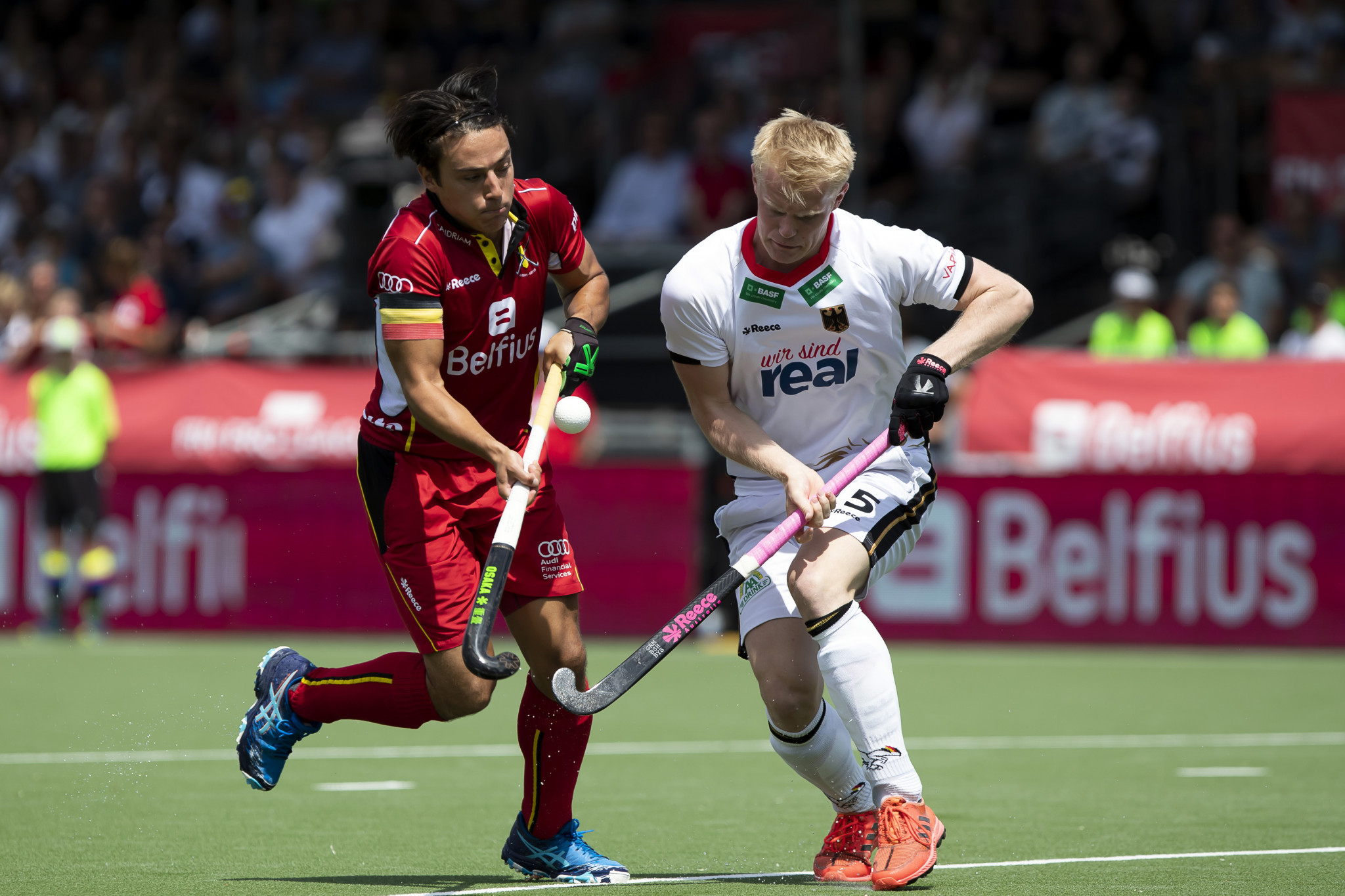 Germany boost Grand Final hopes with victory over Spain in men's FIH Pro League