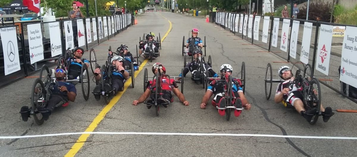 The Canadian Paralympic Committee announced CAD$200,000 of funding grants will be handed out to sport programmes ©CPC