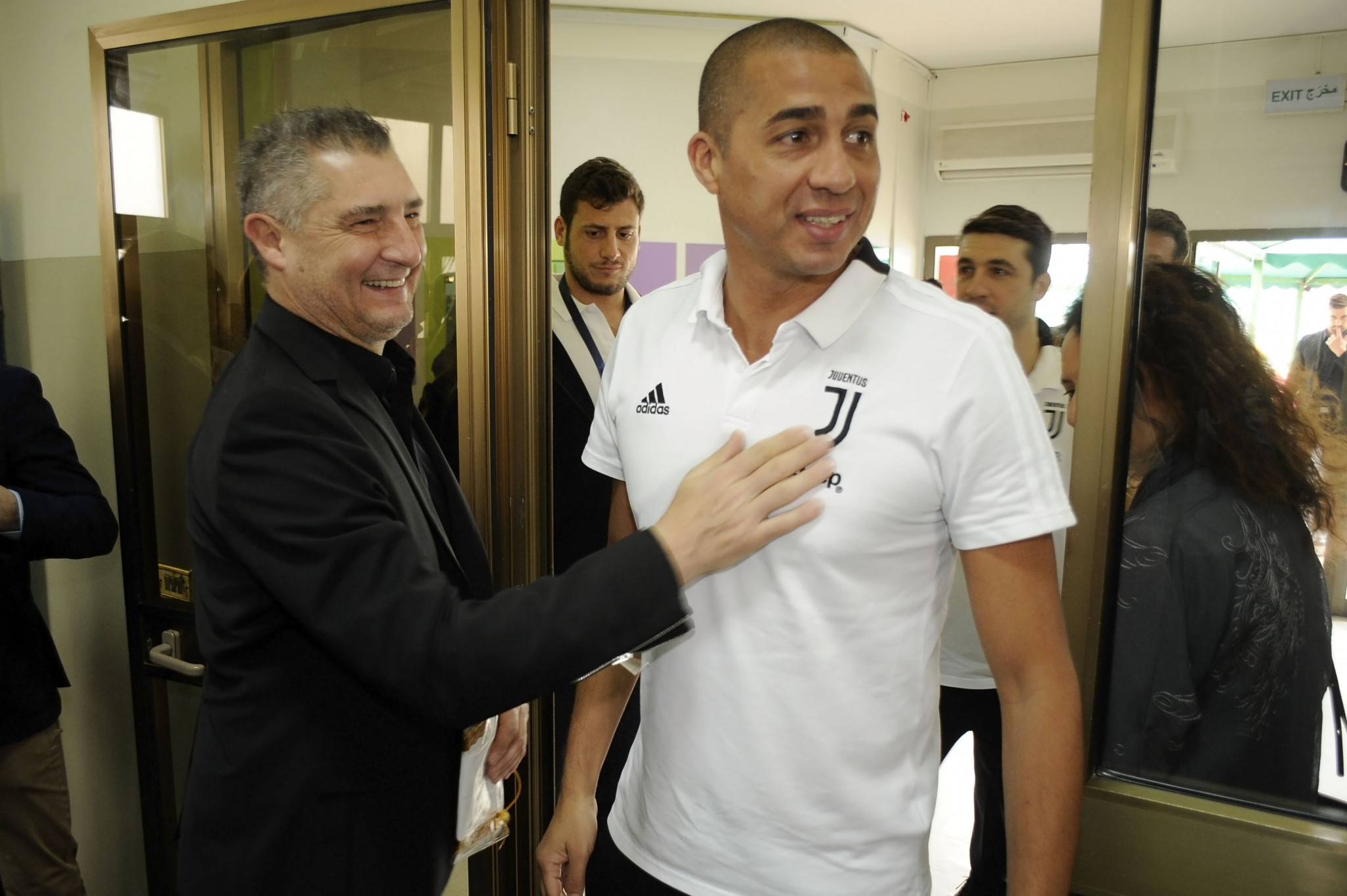 A legends match featuring France's Euro 2000 winner David Trezeguet is among the highlights of the one year to go celebrations for an event set to take place across the continent ©Getty Images