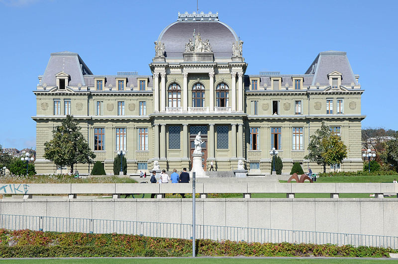 The dispute between IMMAF and WADA will be settled in court in Lausanne in September ©Wikipedia