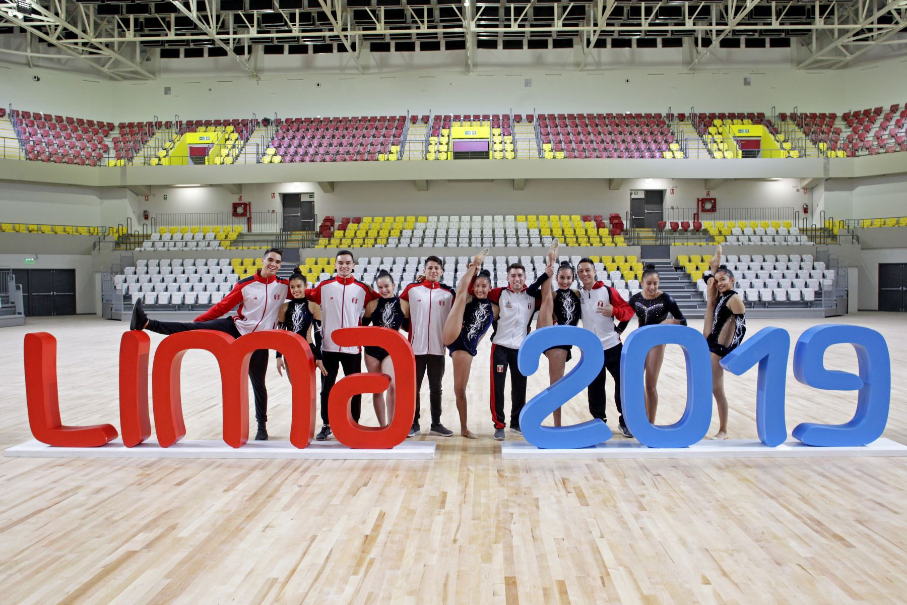 Aquatics and Multisport Centres for Lima 2019 officially completed