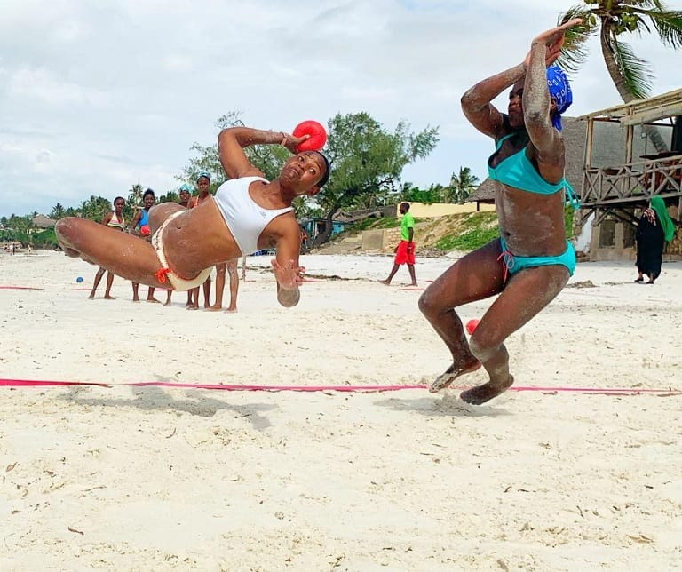 The African Beach Games are set to start in Sal in Cape Verde on Friday ©NOCK