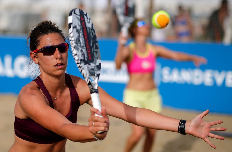 Qualifiers confirmed for ITF Beach Tennis World Championships