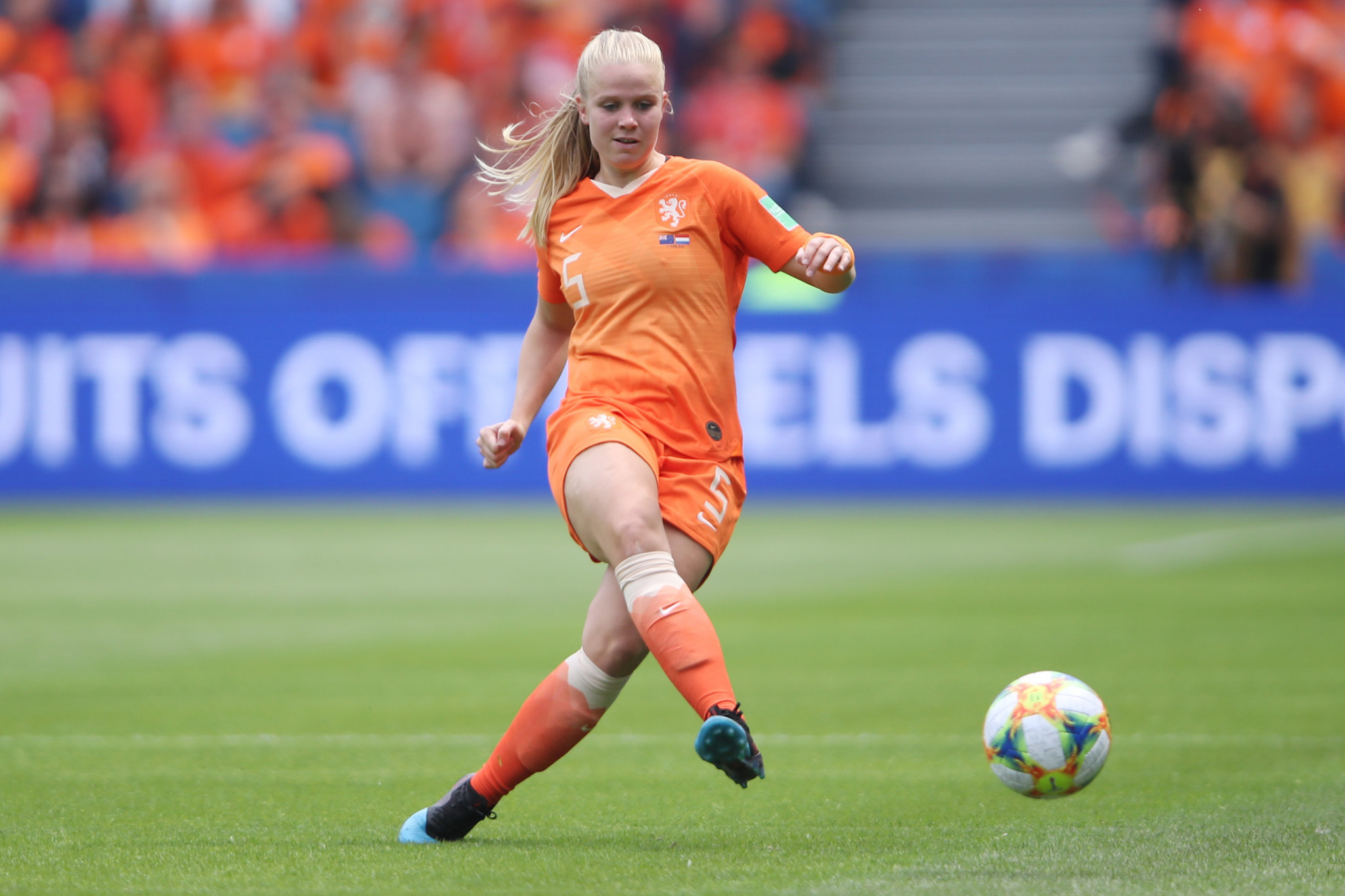 European champions The Netherlands faced a tough battle against New Zealand in their first match of the tournament ©Getty Images
