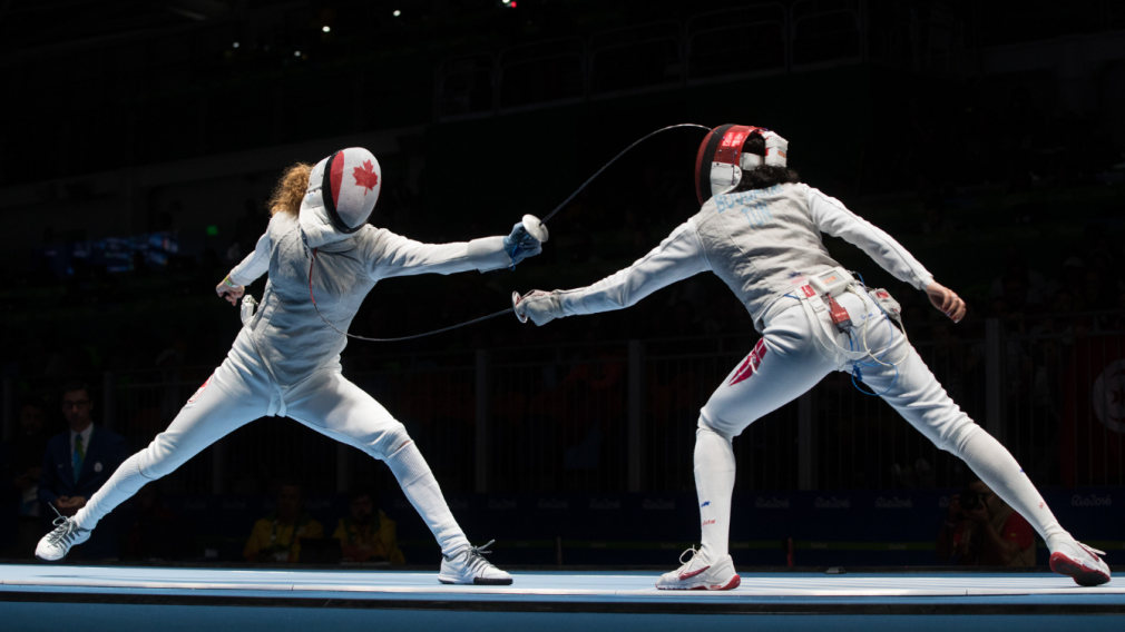 The representatives for artistic swimming, surfing, fencing and taekwondo have been revealed ©COC