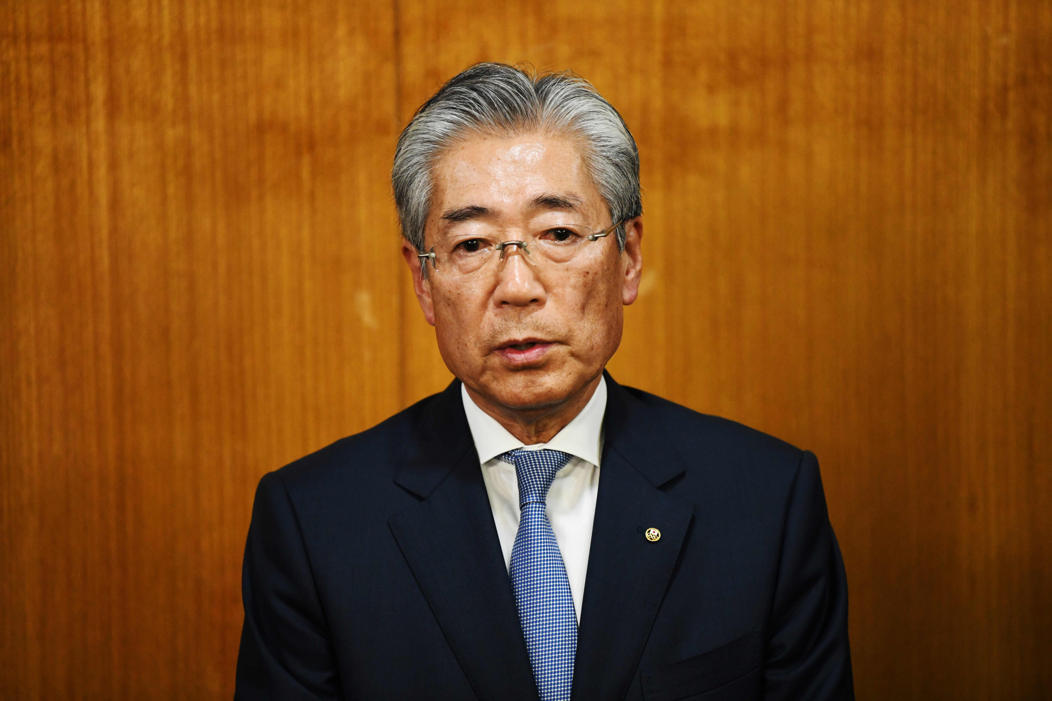 Tsunekazu Takeda is due to step down from his role as President of the Japanese Olympic Committee this month after being implicated in an alleged bribery scandal connected to Tokyo's successful bid for the 2020 Olympic and Paralympic Games ©Getty Images
