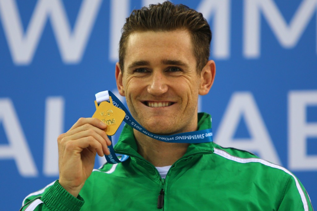 Olympic swimming champion Van der Burgh announces coronavirus diagnosis