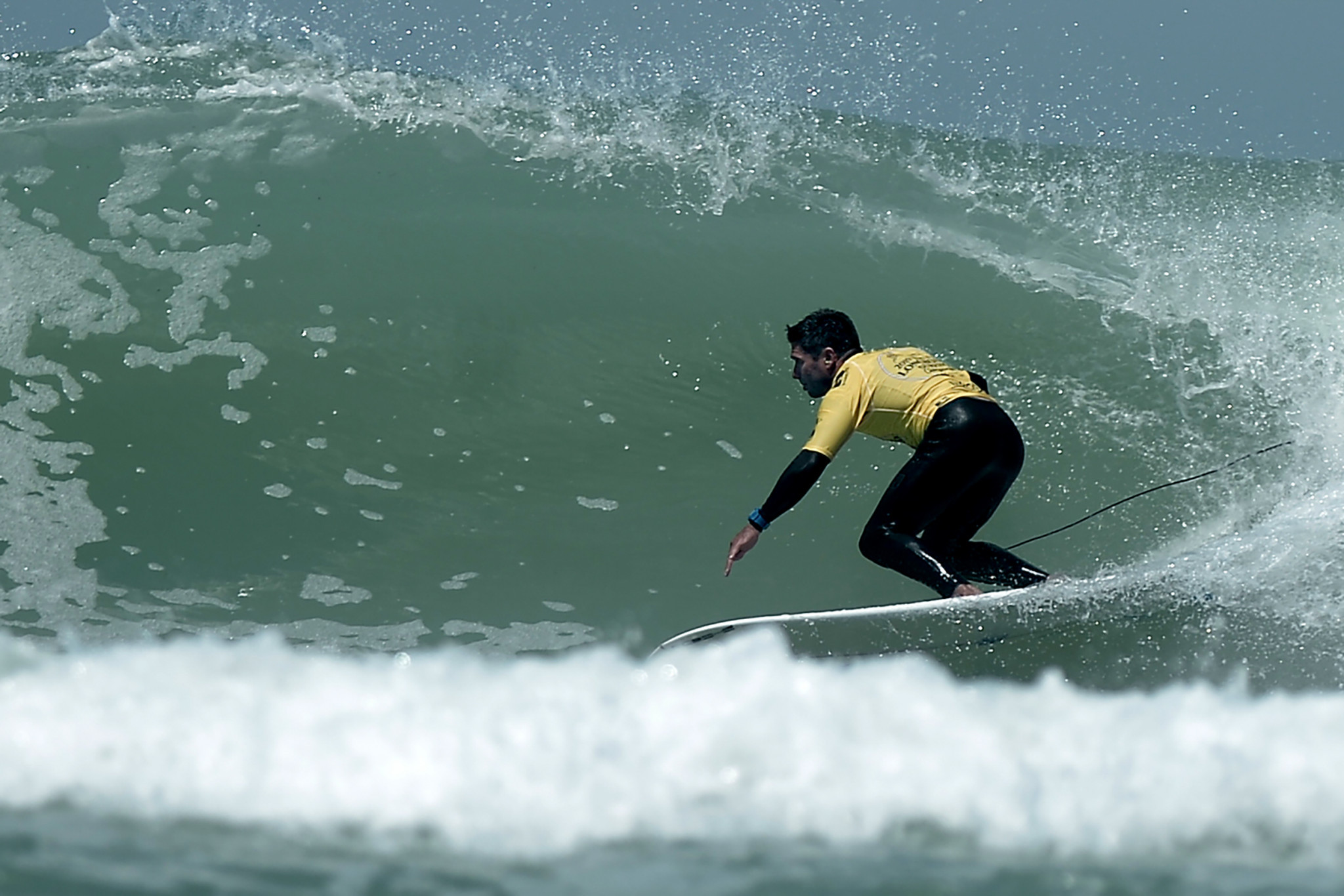Surfing at 2024 Olympics to take place outside of Paris as artificial wave idea rejected