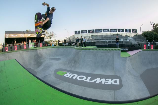 Qualification for Tokyo 2020 skateboarding set to continue at Dew Tour Long Beach event