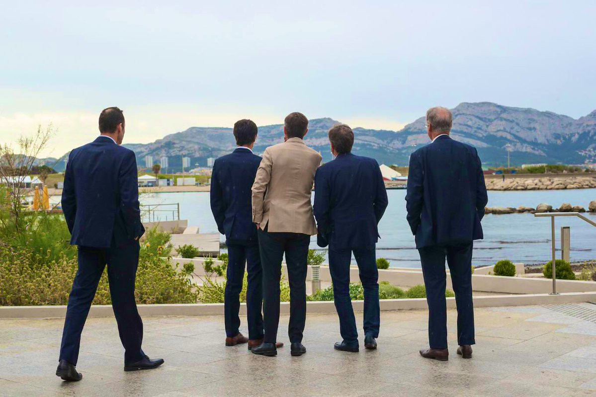 Marseille was selected as the venue for the IOC Coordination Commission's second visit due to its status as a host city for sailing and football during Paris 2024 ©Paris 2024