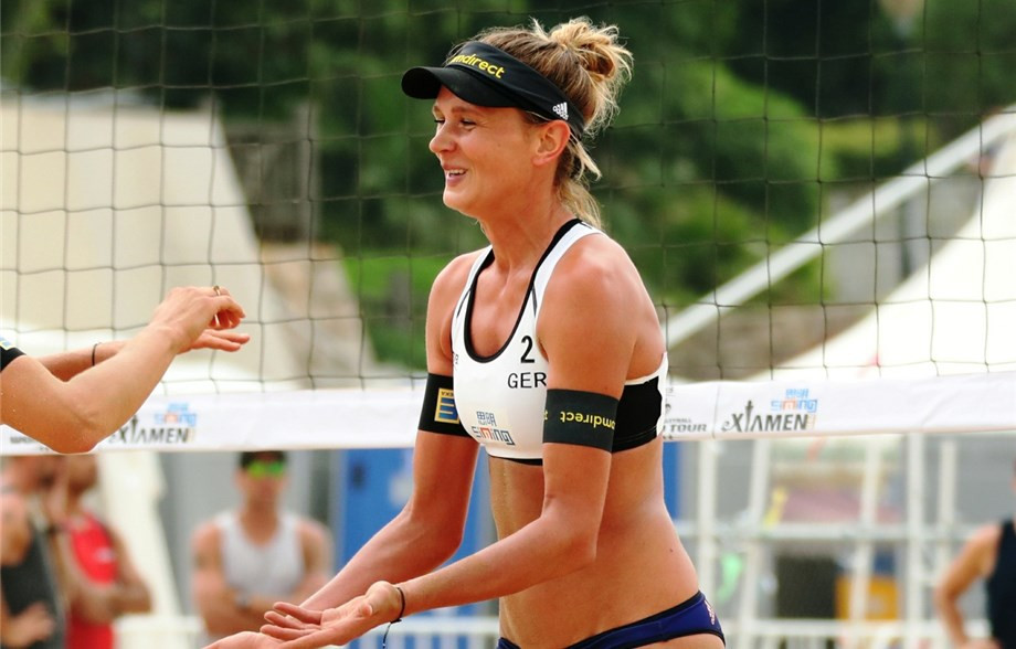 New German pairing Ludwig and Kozuch through to main draw at FIVB Beach World Tour event in Warsaw
