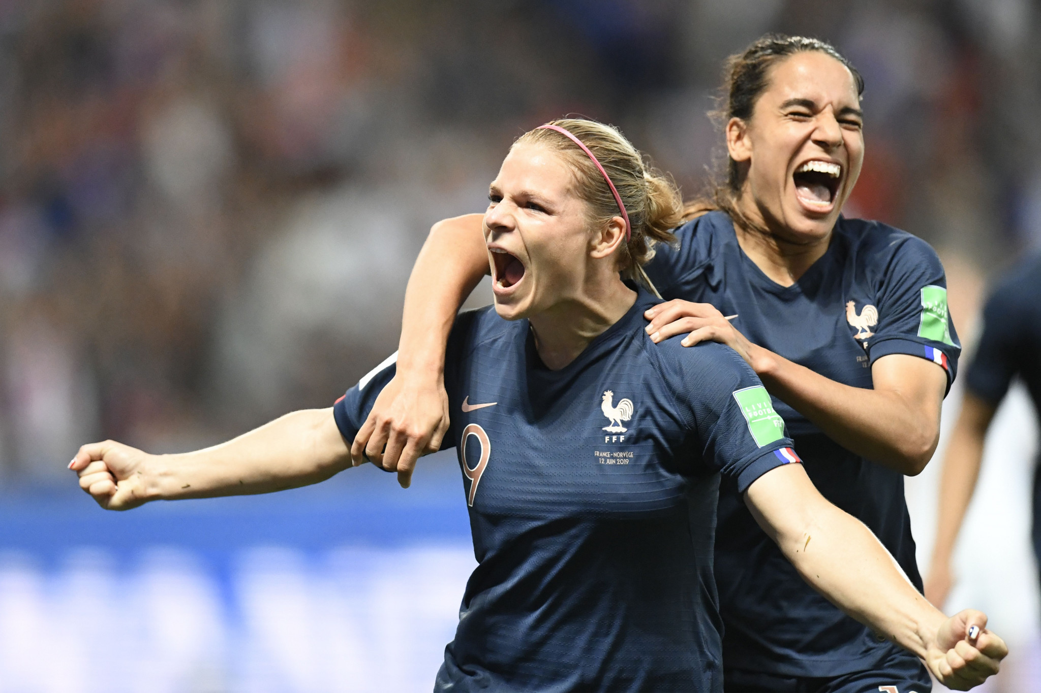 France on brink of progress at FIFA Women's World Cup after win over Norway