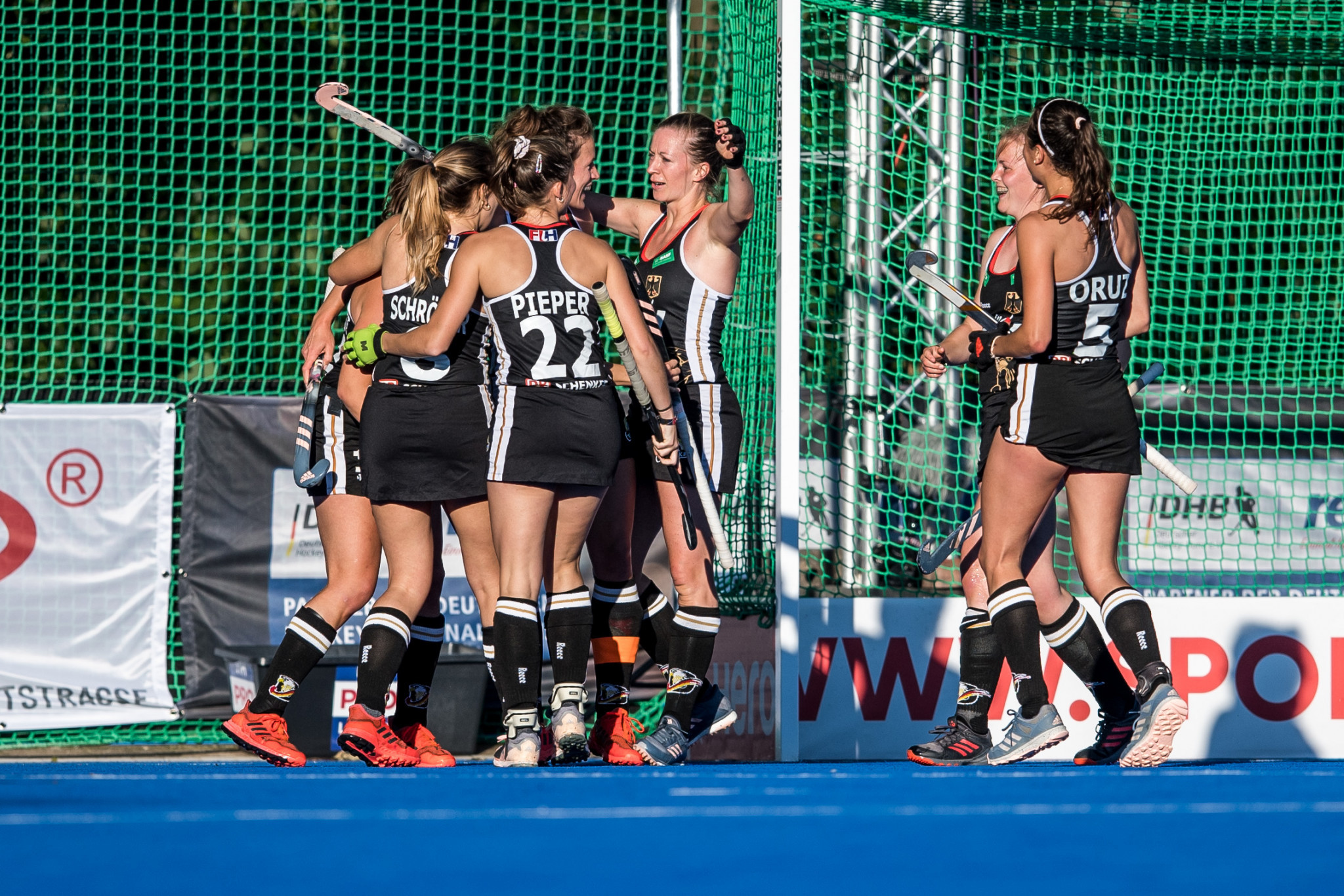 German women battle back in final quarter to claim vital FIH Pro League victory