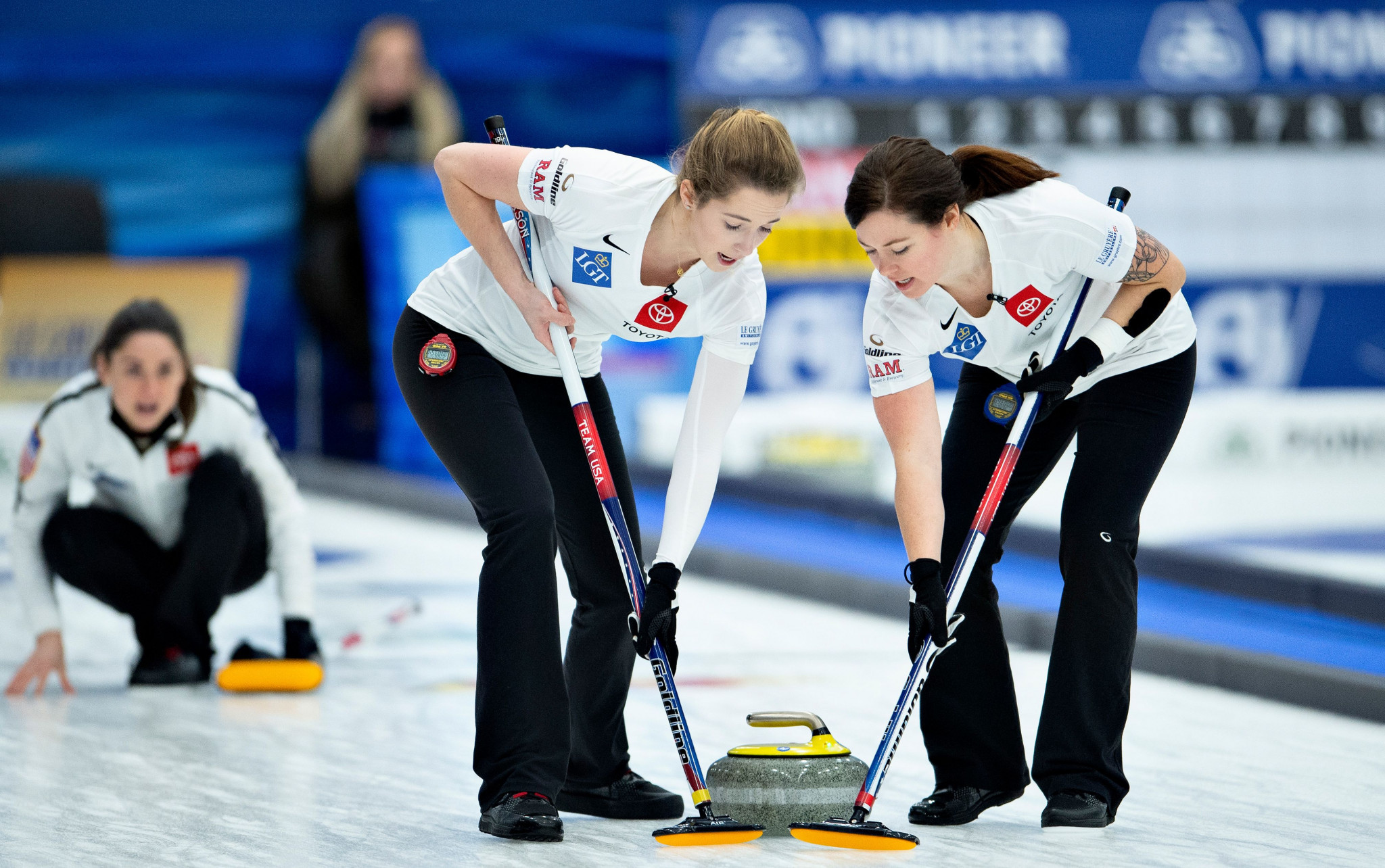 USA Curling announces high performance programme athletes for 2019-20 season