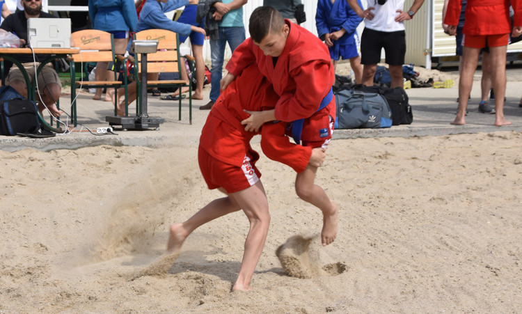 Some 156 athletes from 15 regions of Ukraine competed at the event ©FIAS