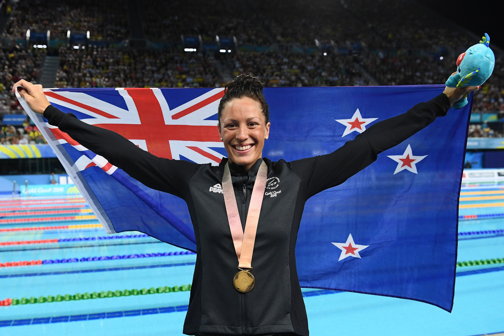 New Zealand have had 209 Paralympians represent their country since first entering the Games at Tel Aviv in 1968, including nine-time gold medal winning swimmer Sophie Pascoe ©Getty Images