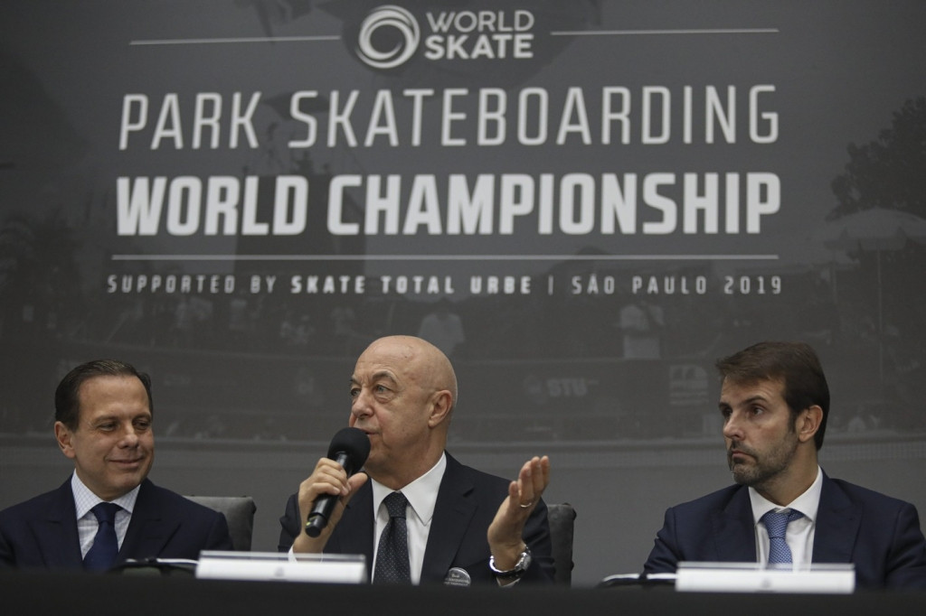 The 2019 World Park Skateboarding Championships will take place in São Paulo from September 10 to 15, it has been announced ©World Skate