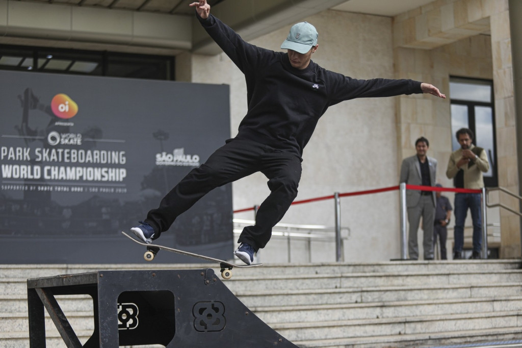 The 2019 World Park Skateboarding Championships will gather the top 200 elite skateboarding athletes from across the globe, competing in male and female categories ©World Skate