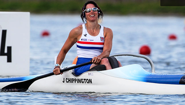 British and Hungarian Para-canoeists dominate at European Sprint Championships