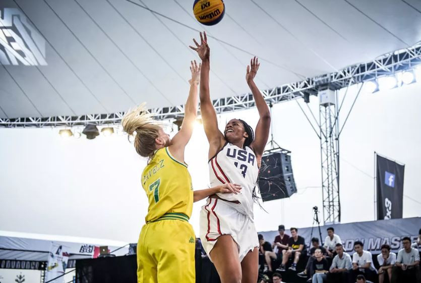 Italy bidding for home glory as FIBA 3x3 Series arrives in Turin