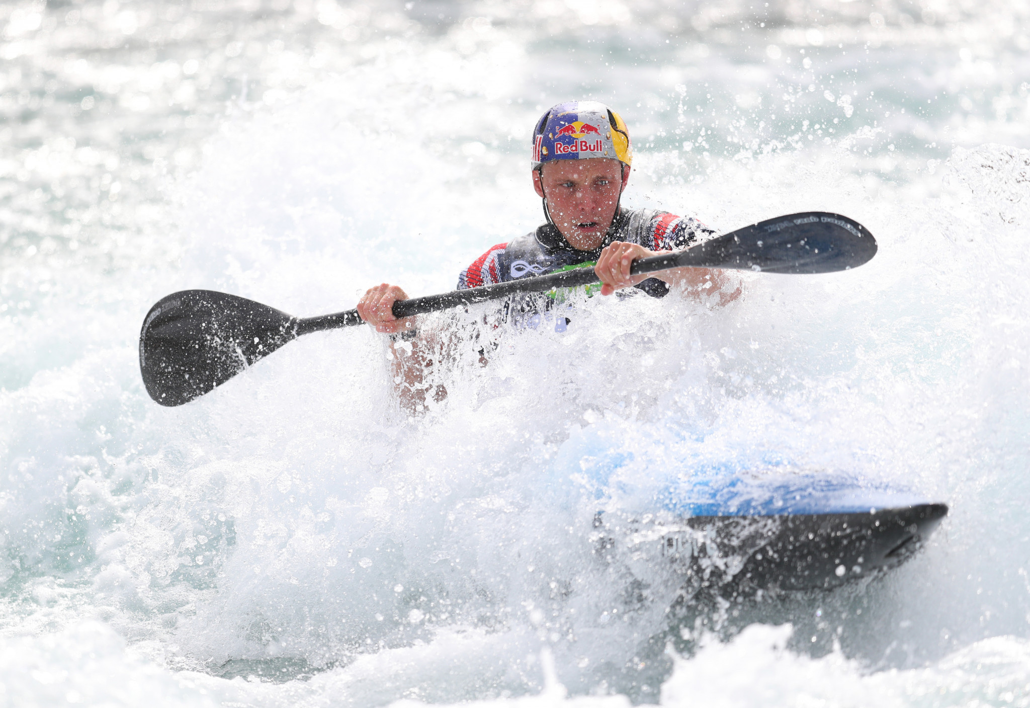 Strong field begin Olympic journey at opening 2019 Canoe Slalom World Cup in Lee Valley
