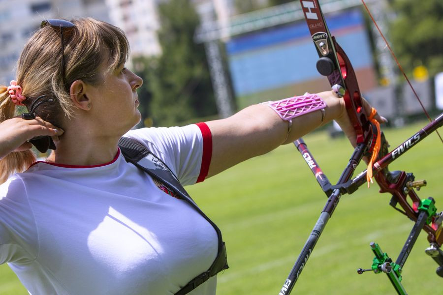 The Olympic Channel will broadcast sports such as archery at the European Games, which will act as a qualifying event for the Tokyo 2020 Olympic Games ©Minsk 2019