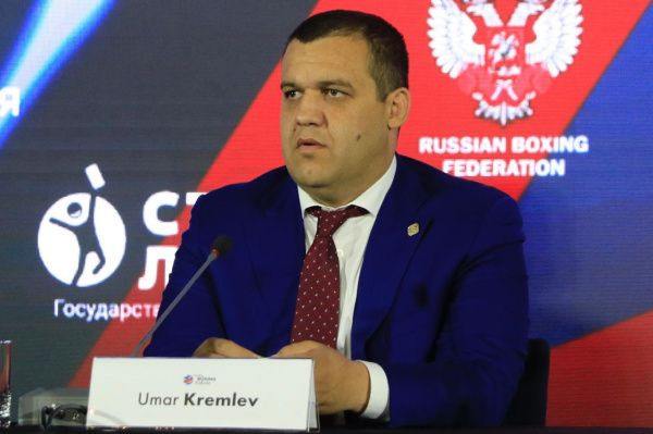 AIBA add charge to disciplinary file against Kremlev for Rakhimov criticism
