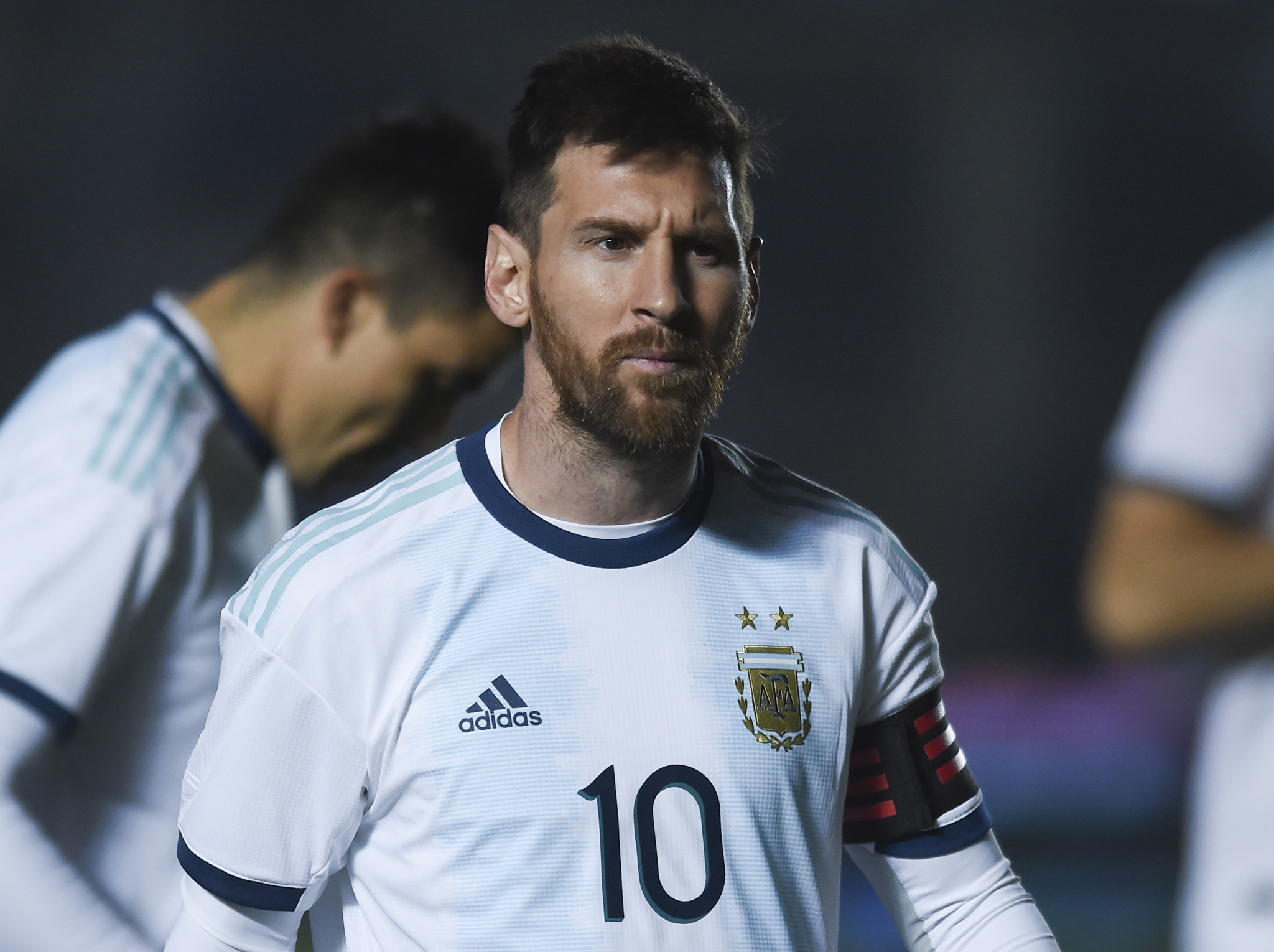 Lionel Messi is still looking for an elusive senior international title with Argentina ©Getty Images
