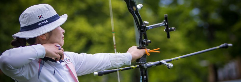 World number one Kang through to women's recurve final at World Archery Championships