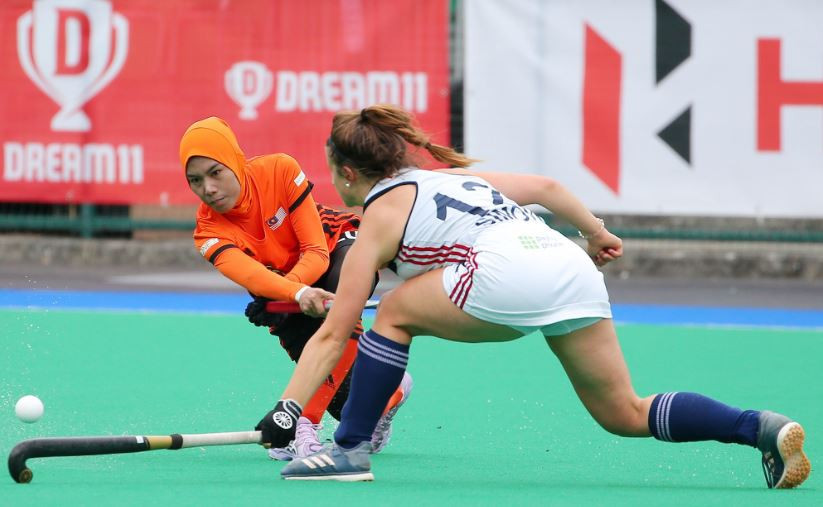 Malaysia edged a five-goal thriller against France to set up a semi-final with South Korea ©Twitter