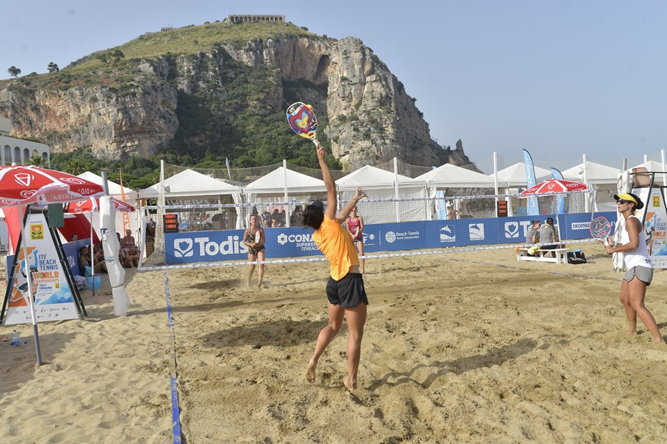 The tournament is taking place in the scenic location of Terracina, Italy ©Facebook