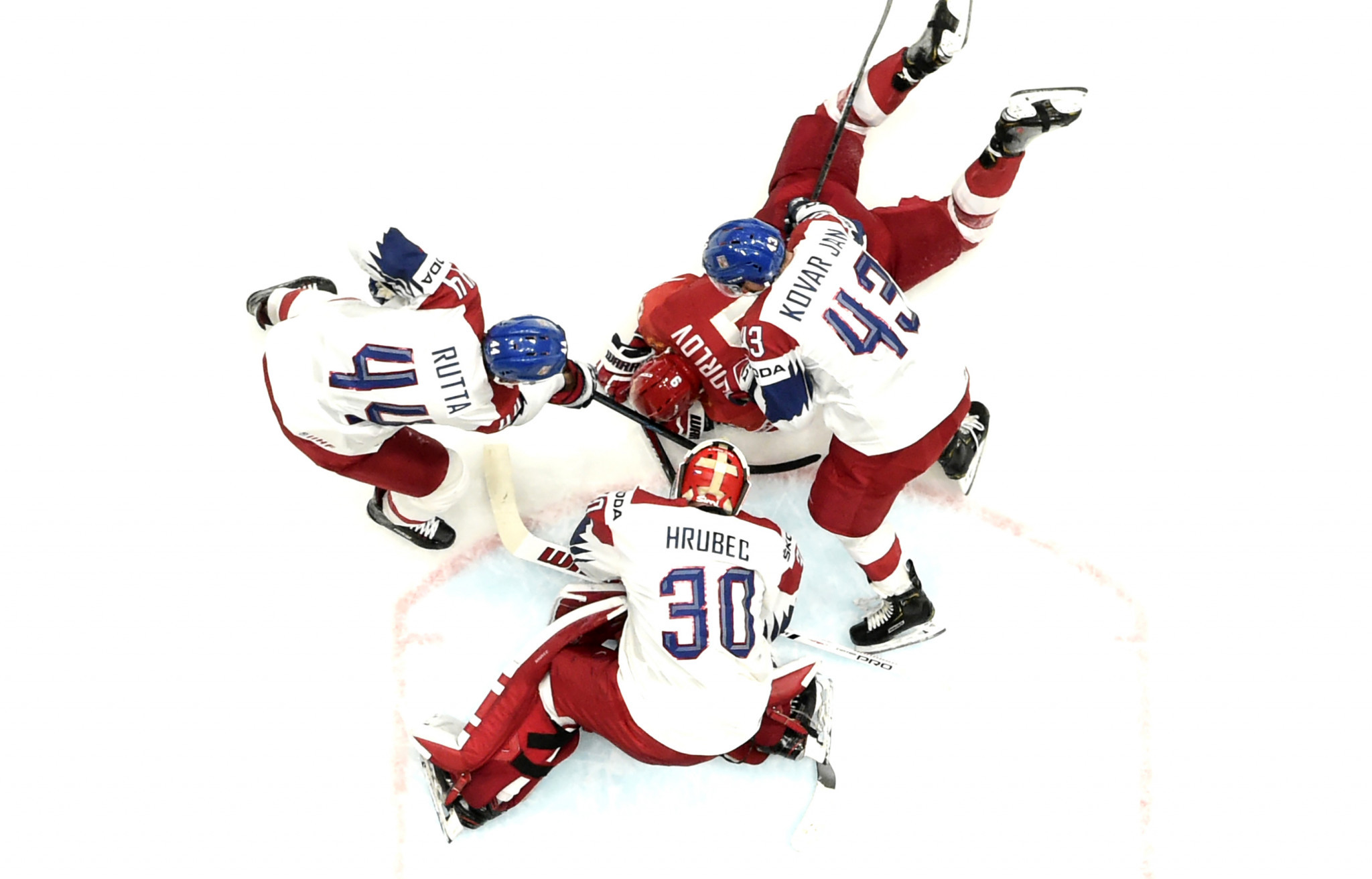 Czech Republic finished fourth at last month's IIHF World Championship after losing to Russia in the bronze medal match ©Getty Images