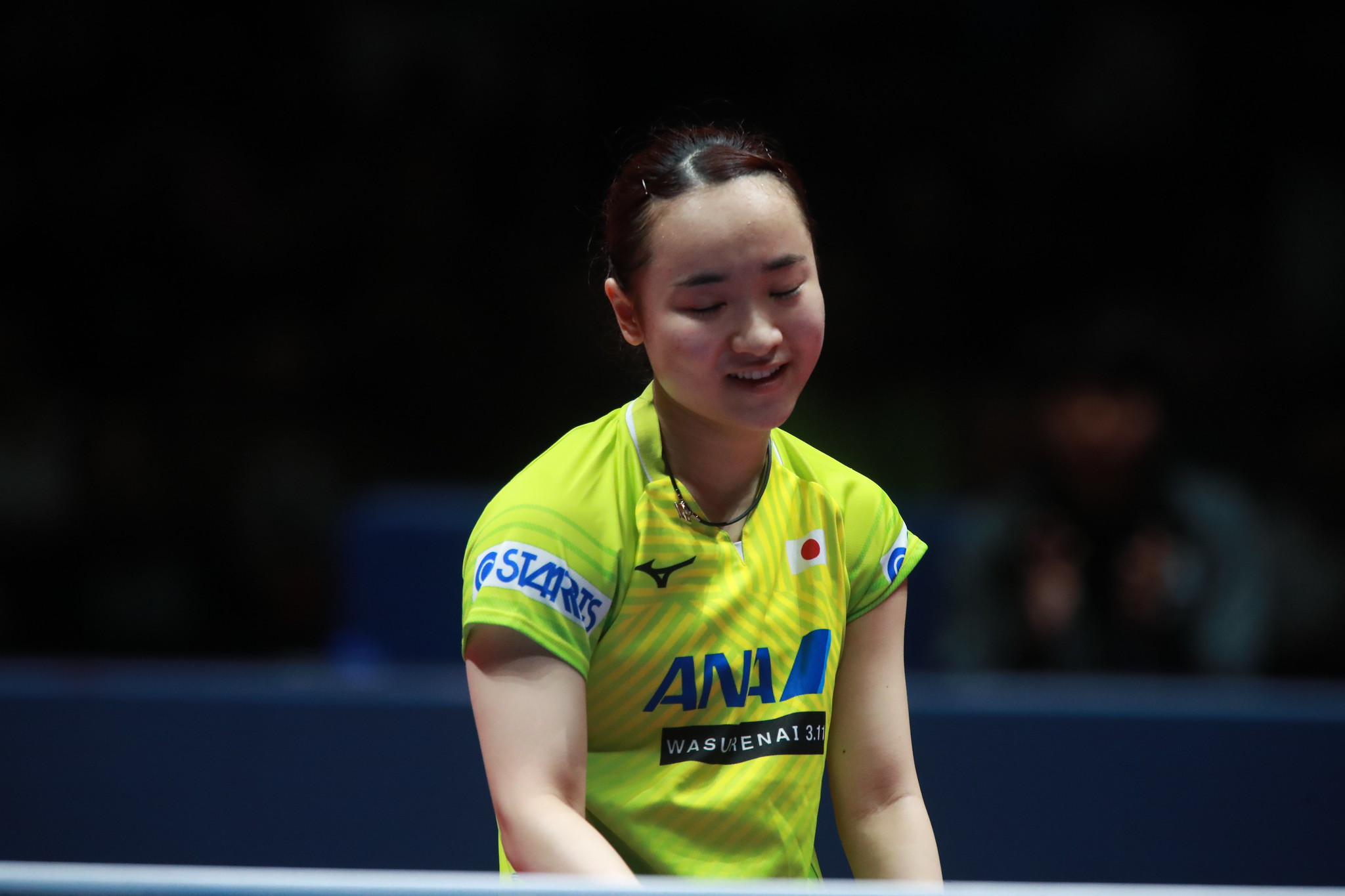 Last year's winner Mima Ito crashed out of the women's singles event at the first hurdle ©ITTF