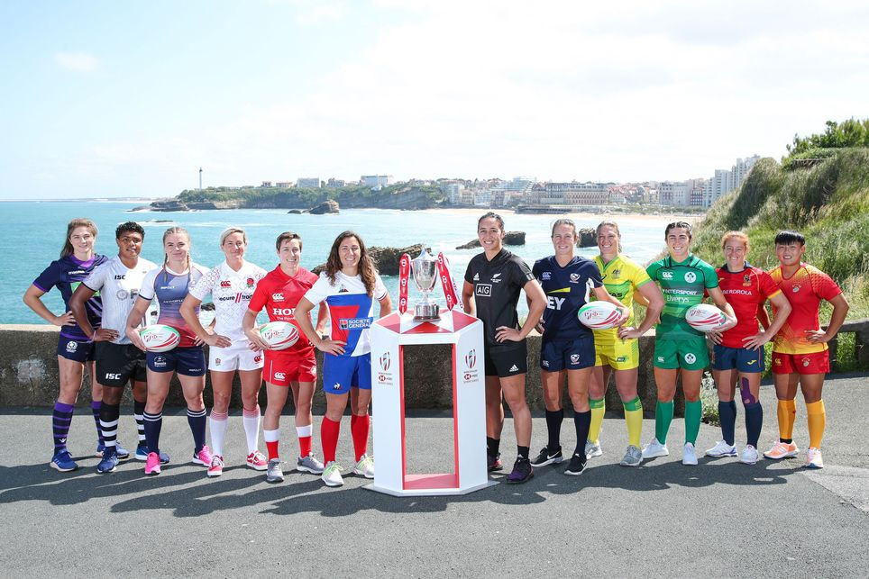 New Zealand aiming to secure overall title at season-ending World Rugby Women's Sevens Series event in Biarritz
