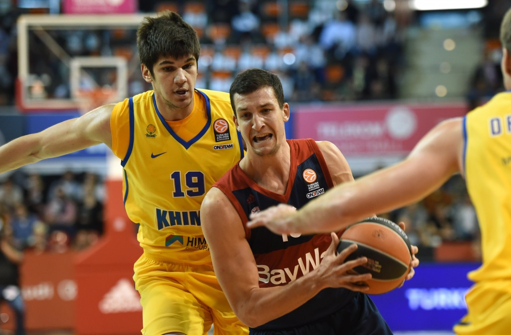 Euroleague is European basketball's top-level of club competition