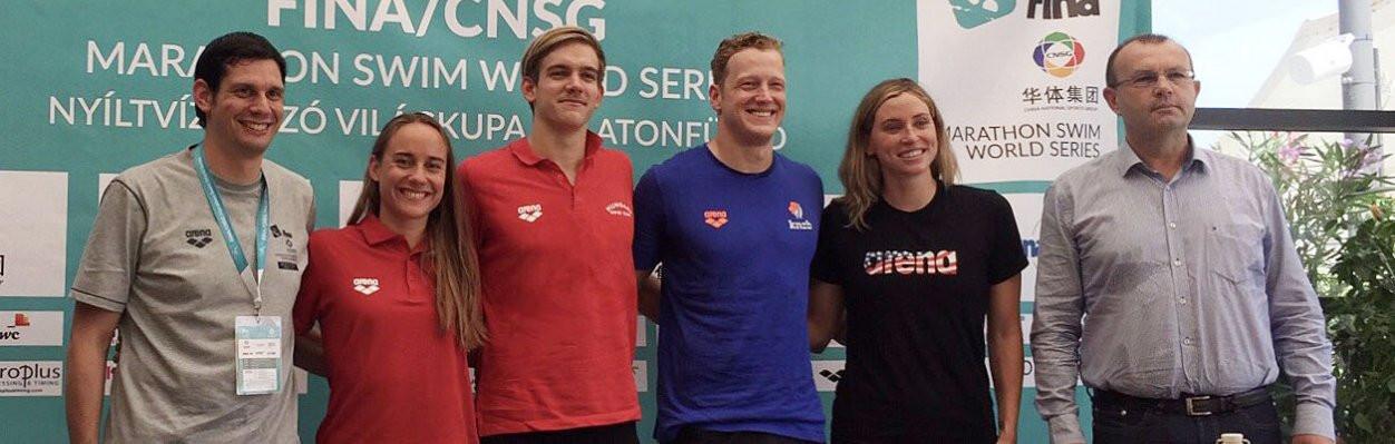 FINA Marathon Swim World Series set to continue in Balatonfüred