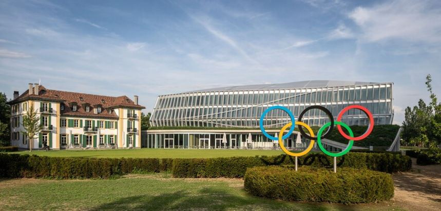 Accolades put Olympic House among the world's most sustainable buildings