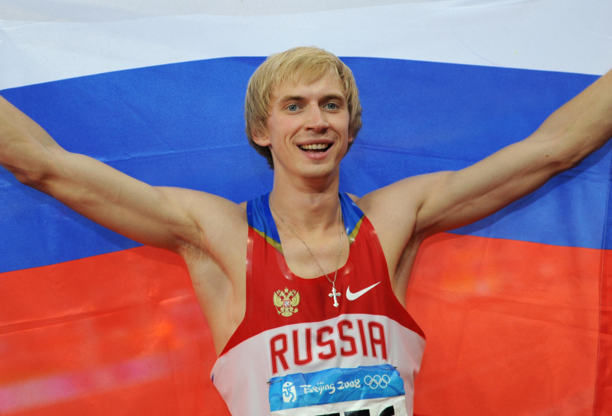 Olympic champions Silnov and Antyukh among four Russian athletes charged with doping offences