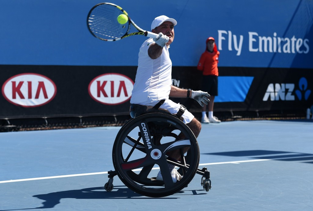 Gerard and Houdet reach men's final in stunning fashion at UNIQLO Wheelchair Doubles Masters