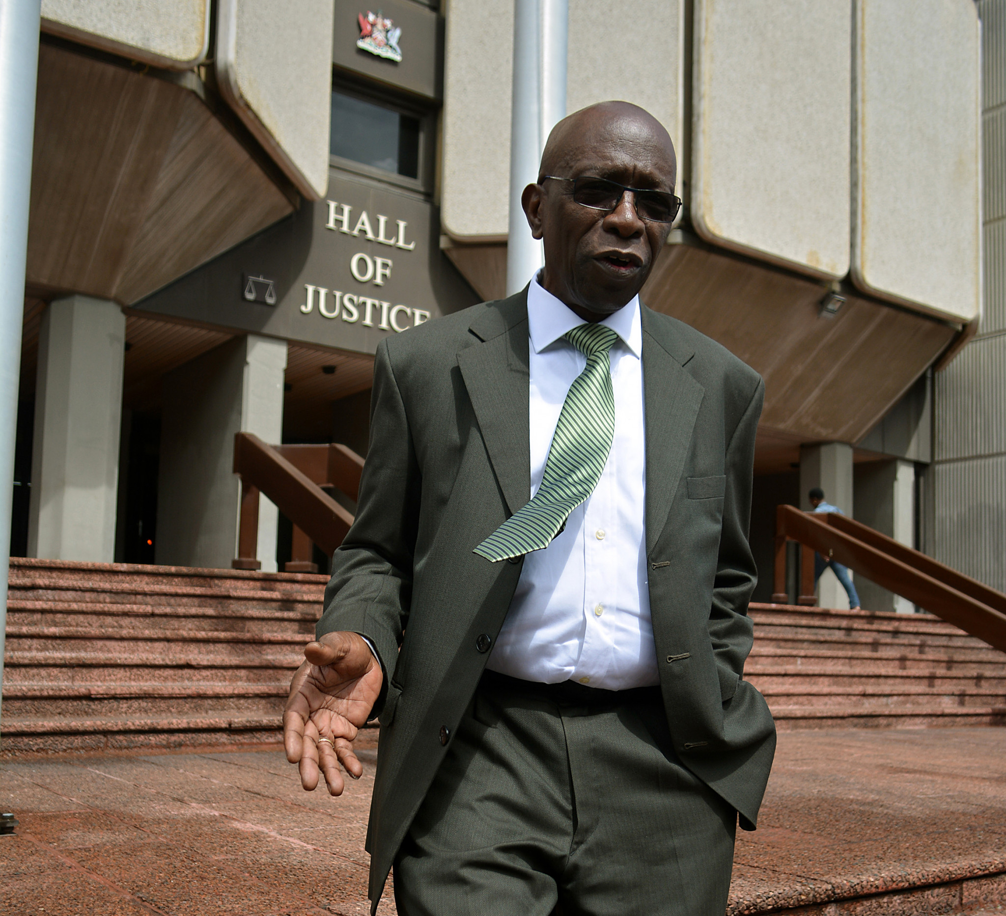 Jack Warner is accused of multiple corruption offences but denies wrongdoing ©Getty Images