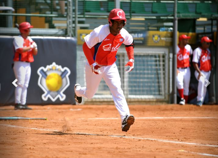 Seven runs in the fourth inning put Cuba in control as they recorded an 11-2 victory against Philippines ©WBSC